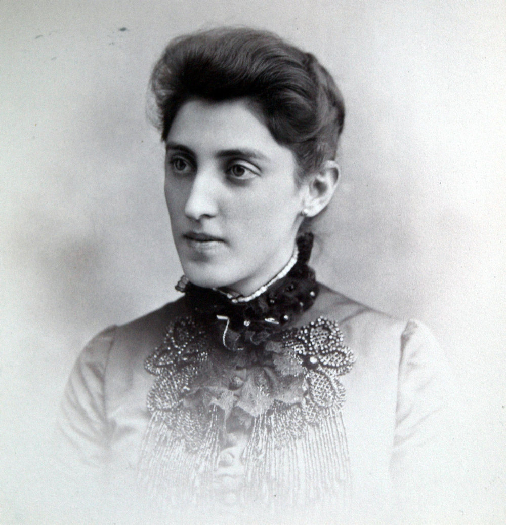 Fanny Bigelow was the first board chair of LAS Rochester.