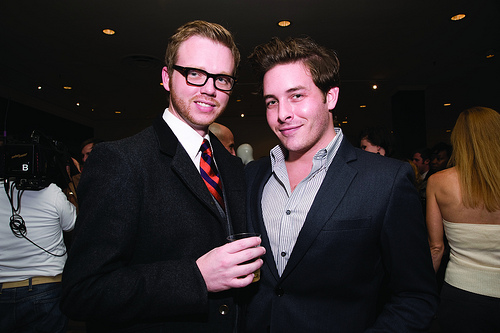 Men Of Style. Jonathan Foresythe, Jacob Laws