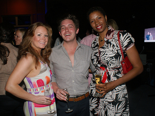 Urbanaire 2010. Hollie Hollensbe, Jacob Laws, Debra Bass