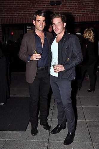 Fashion Week Launch. Ryan Saale, Jacob Laws
