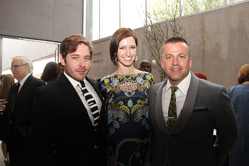 Contemporary Art Museum 10th Anniversary Gala. Jacob Laws, Retta LeRitz, Dean VanMeter