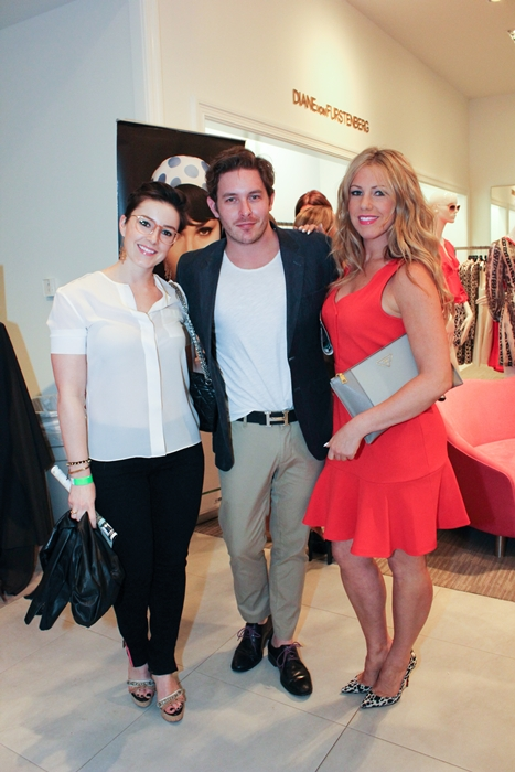 St. Louis Fashion Week Best Dressed, Rebecca Minkoff at Saks 5th Avenue. Amy Soper, Jacob Laws, Jessie D. Miller