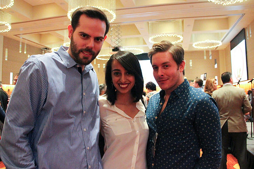 A Tasteful Affair 2014. Don and Reshma Chamberlin, Jacob Laws