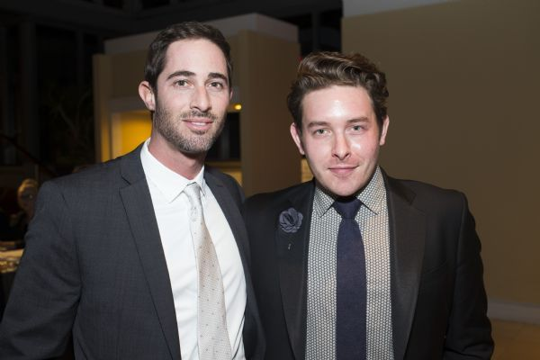 St. Louis Fashion Fund Gala 2014. Michael Feldman, Jacob Laws