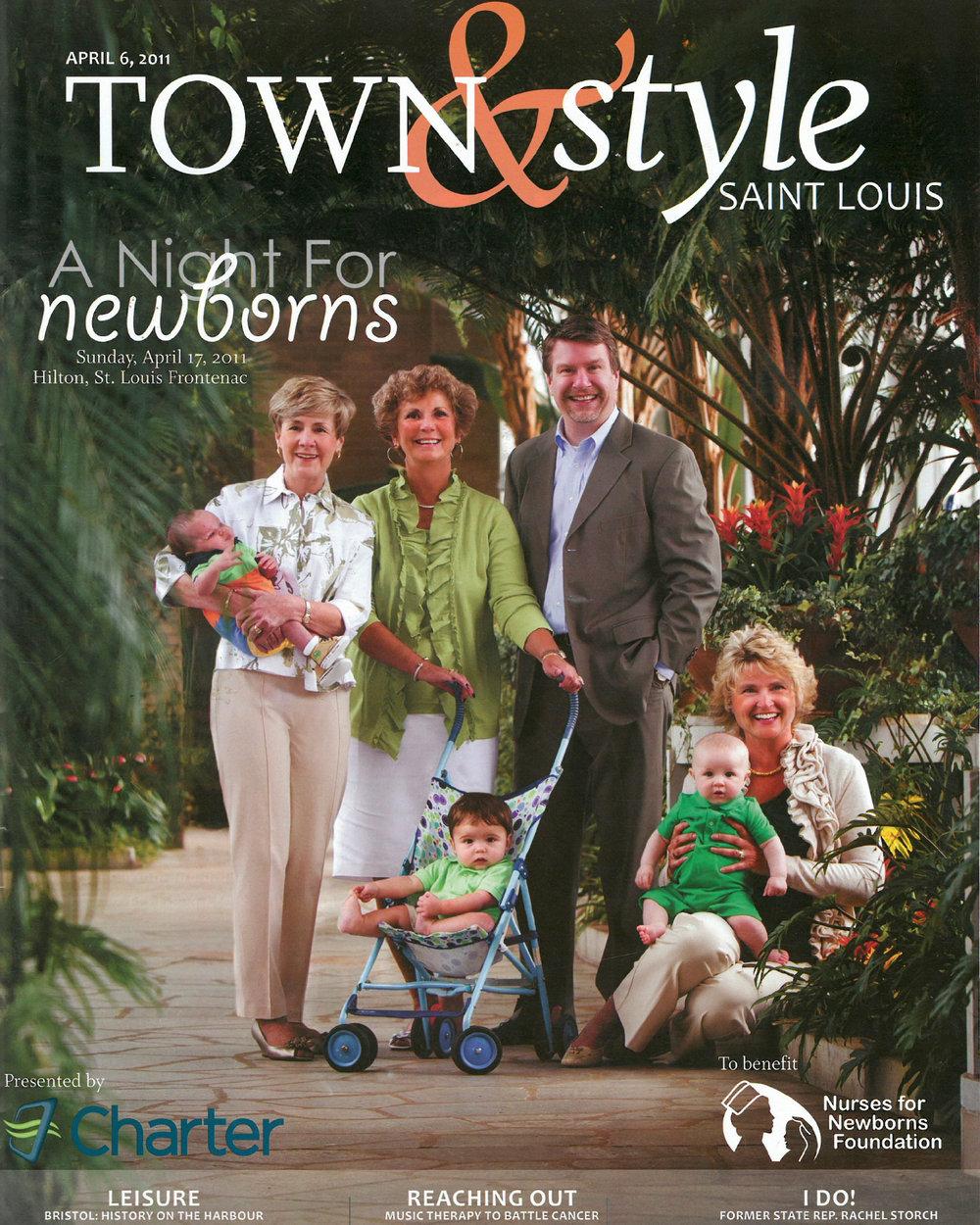 Town & Style // April 2011 -