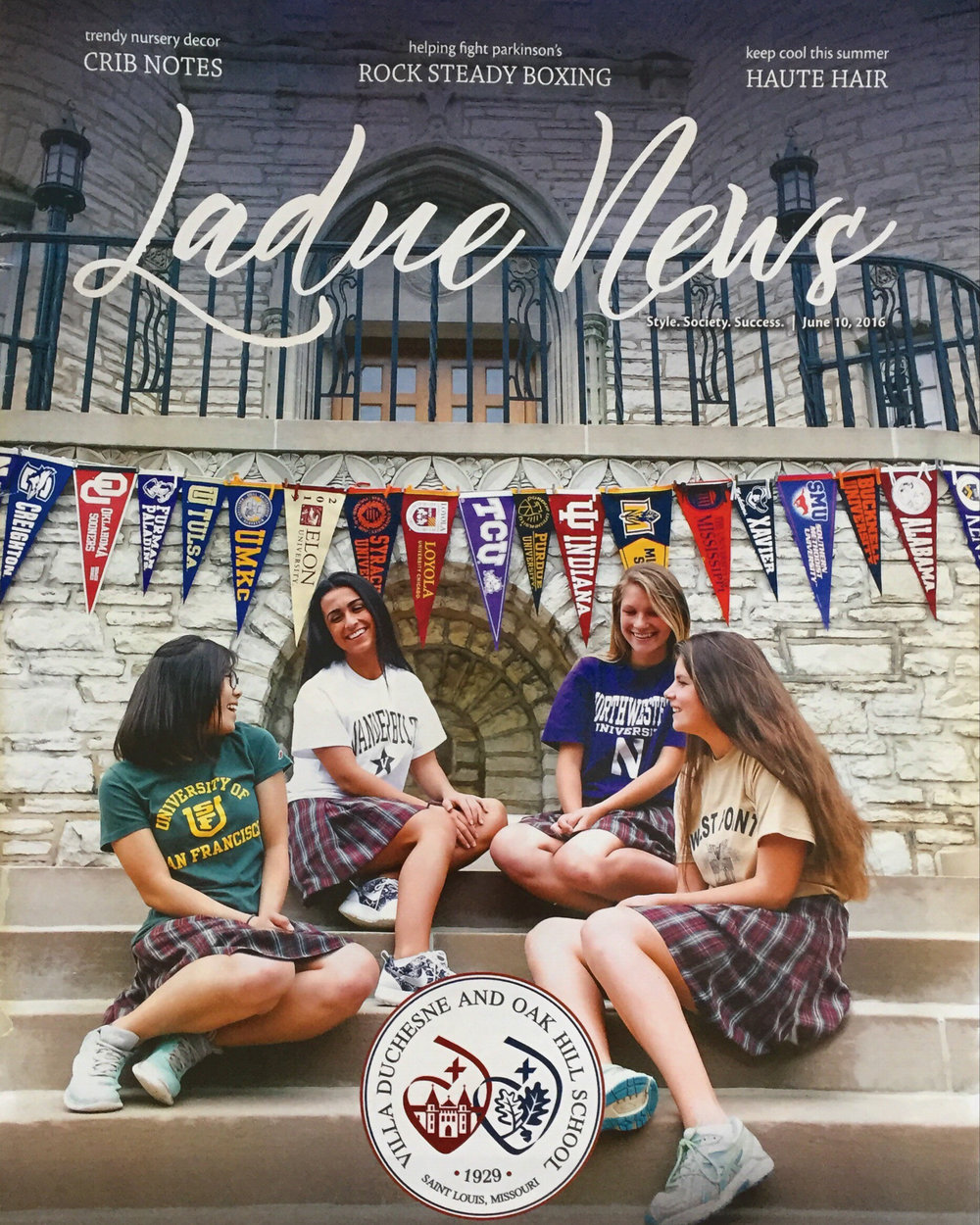 Ladue News // June 2016 -