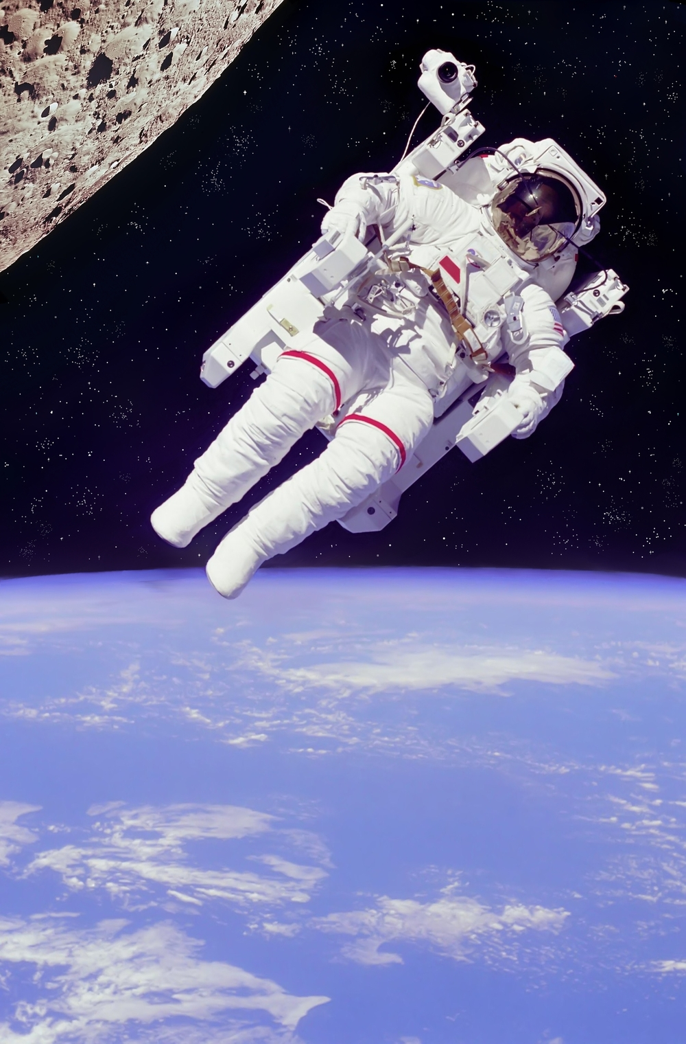 """The """"astronaut position"""" can be really helpful to relieve nagging low back pain"""
