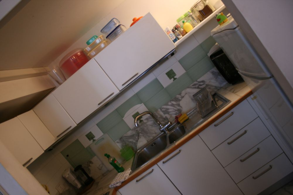 The Kitchen in the Magda Apartment