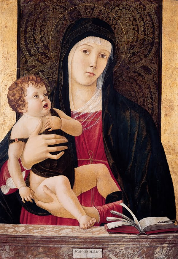"Bellini's ""Madonna and Child"""