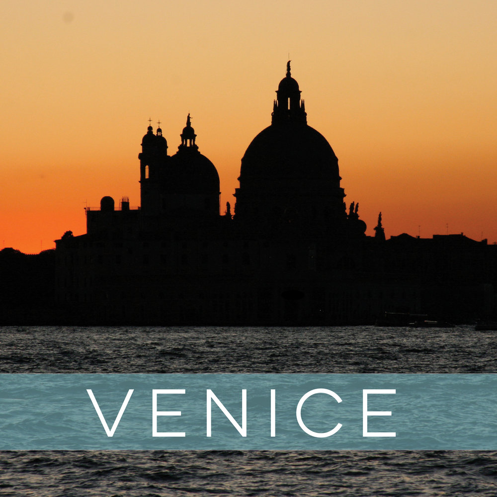 the best food, lodging, and sites in Venice