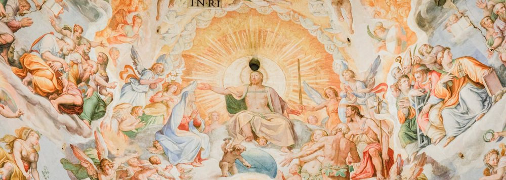 The Last Judgment   Giorgio Vasari   The Duomo   Florence