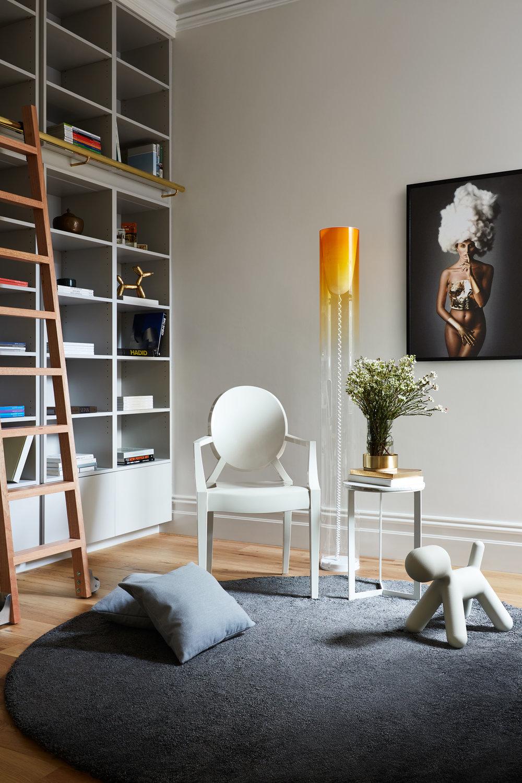 RESTORED ORIGINAL SECOND BEDROOM OR STUDY