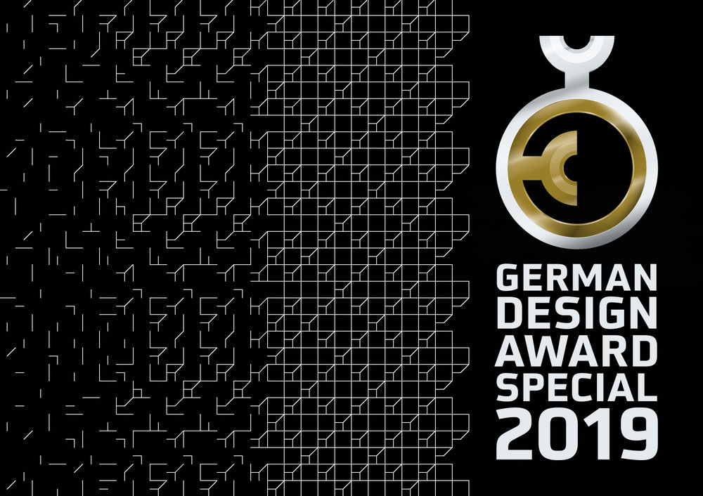 "Two Years in a row as a nominee at The GERMAN DESIGN AWARD, We are ""Over The Moon"" for the reason that our JAZZ UP RESIDENCE project has been awarded A SPECIAL MENTION AWARD for The GERMAN DESIGN AWARD 2019.  ISSUER: THE GERMAN DESIGN COUNCIL'S INTERNATIONAL PREMIER PRIZE   https://bit.ly/2AtfSE8"