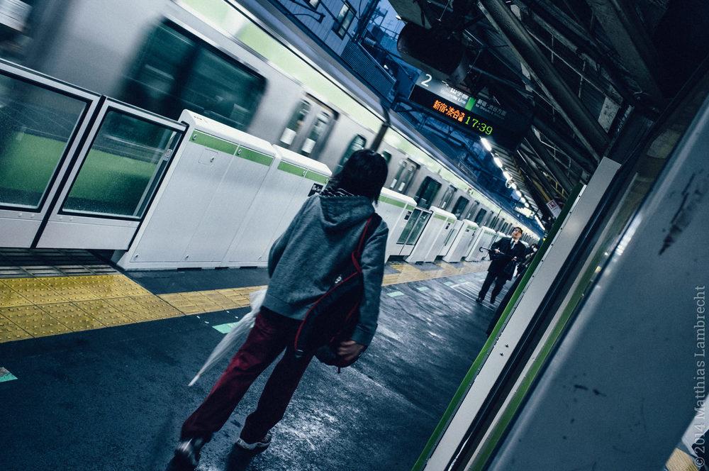 commuters・通る人 (vii)