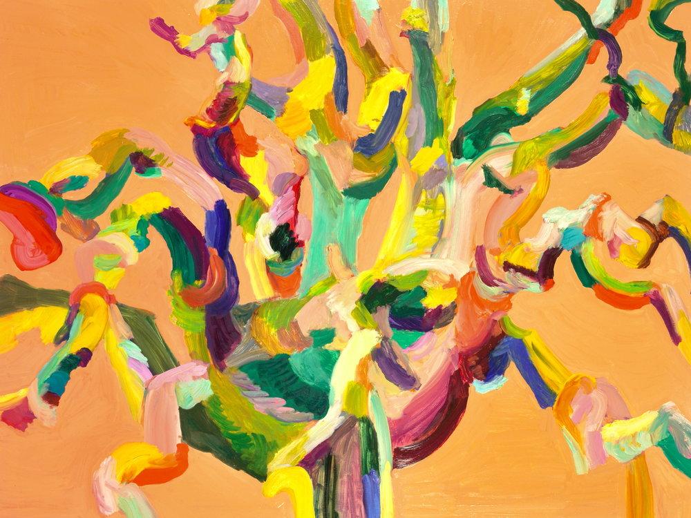 Inside Listening to Nina Simone (Colourful Sausage Tree).jpg