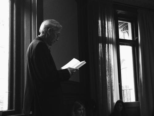 Reading: Theodor Kallifatides - 2014-10-13