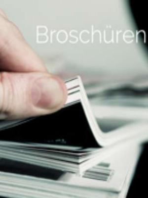 Broschüren -
