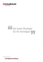Vermoegensverwaltung Schoellerbank Wien