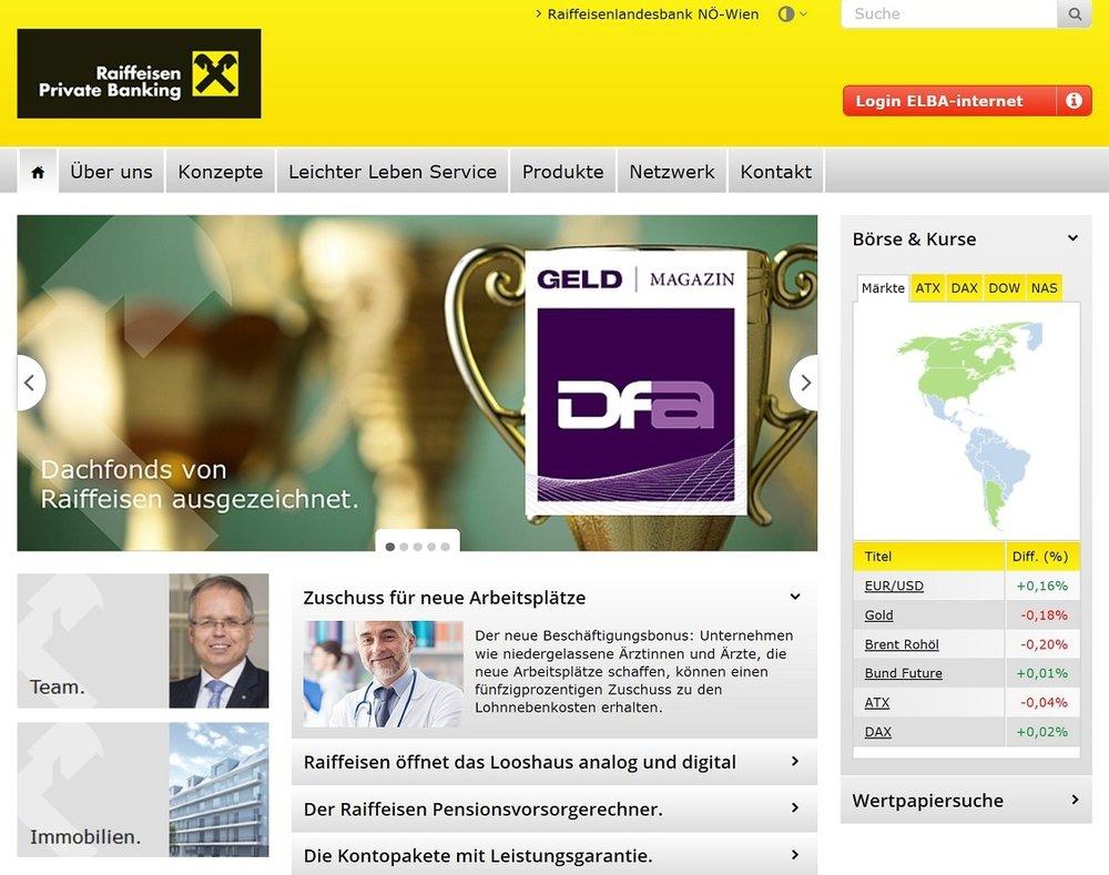 Raiffeisen PrivateBanking-Homepage.jpg