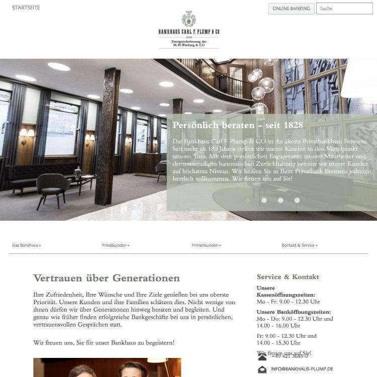 Plump Website