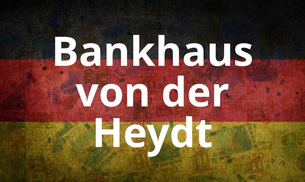 """- """"Herkömmliche Banken haben eine Aufgabe.Wir haben eine Verpflichtung."""""""