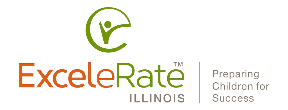 Click here to visit ExceleRate Illinois, the state's first quality recognition and improvement system for all early learning programs, helping parents find quality early learning in their community.