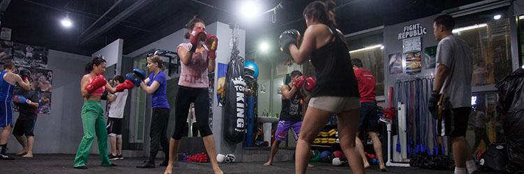 Boxing Class Beijing