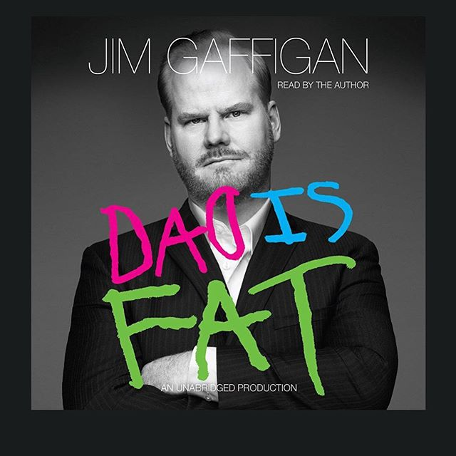 I'm listening to funny guy, @jimgaffigan. What are you reading or listening to today?