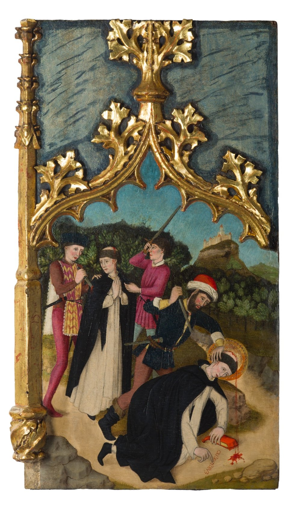 261_Joan Figuera_The retable of The Virgin. Saint Peter Martyr. and Saint Mark_Egg tempera on panel_261 x 249 cm. 102 ¾ x 98 in._thumbnail.jpg