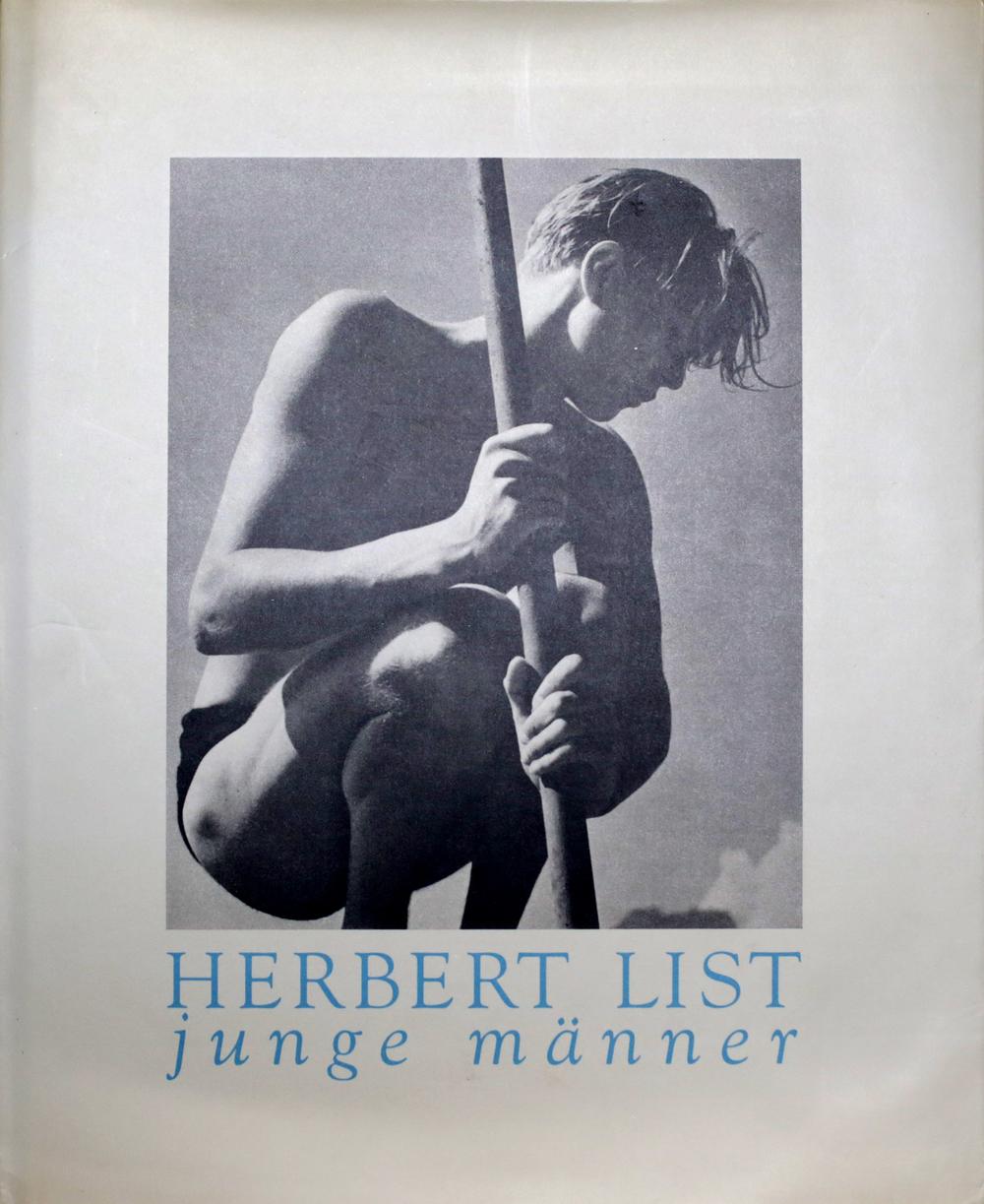 Herbert List -Junge Männer