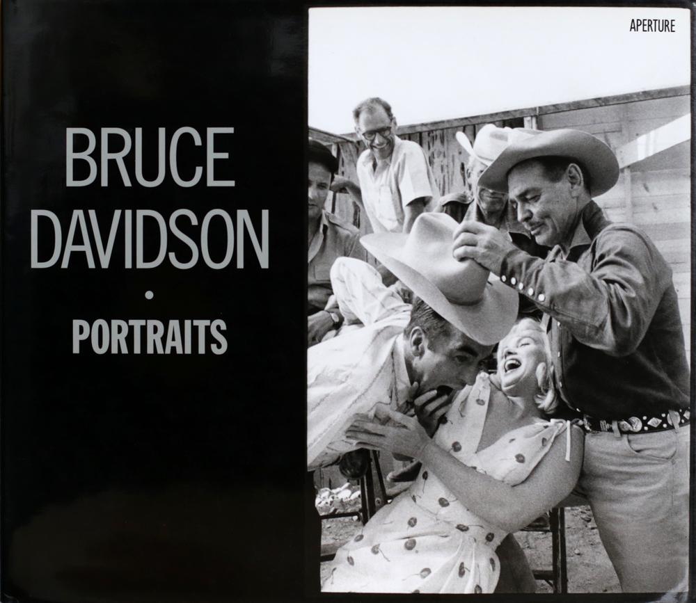 Bruce Davidson - Portraits