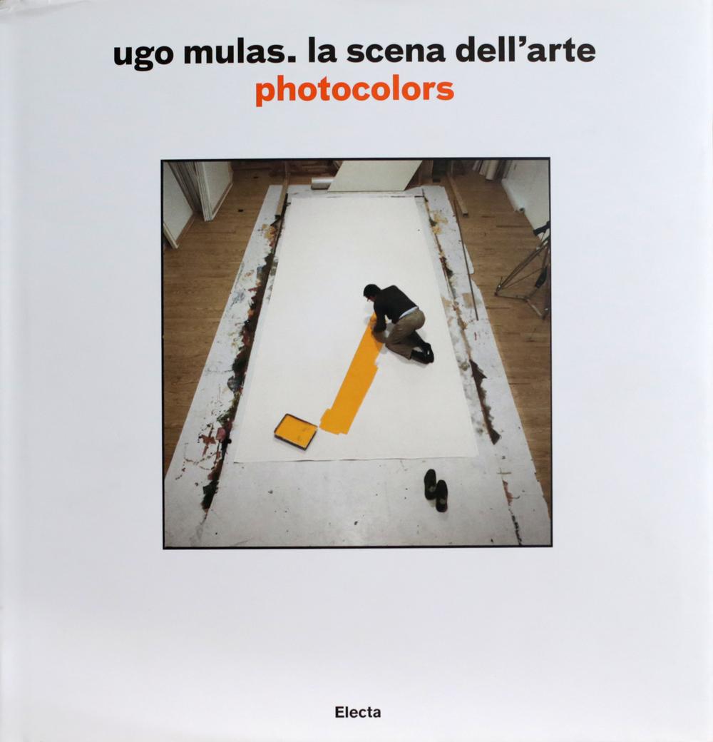Ugo Mulas  - La scena dell'arte