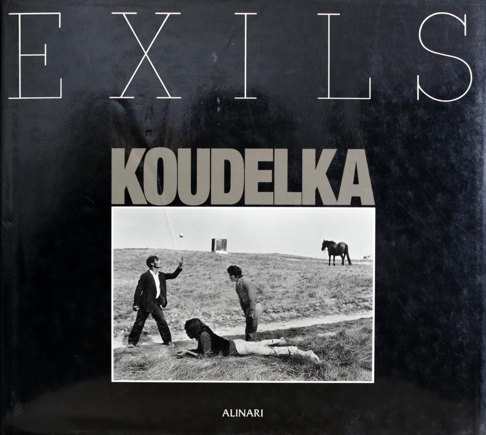 Josef Koudelka - Exils