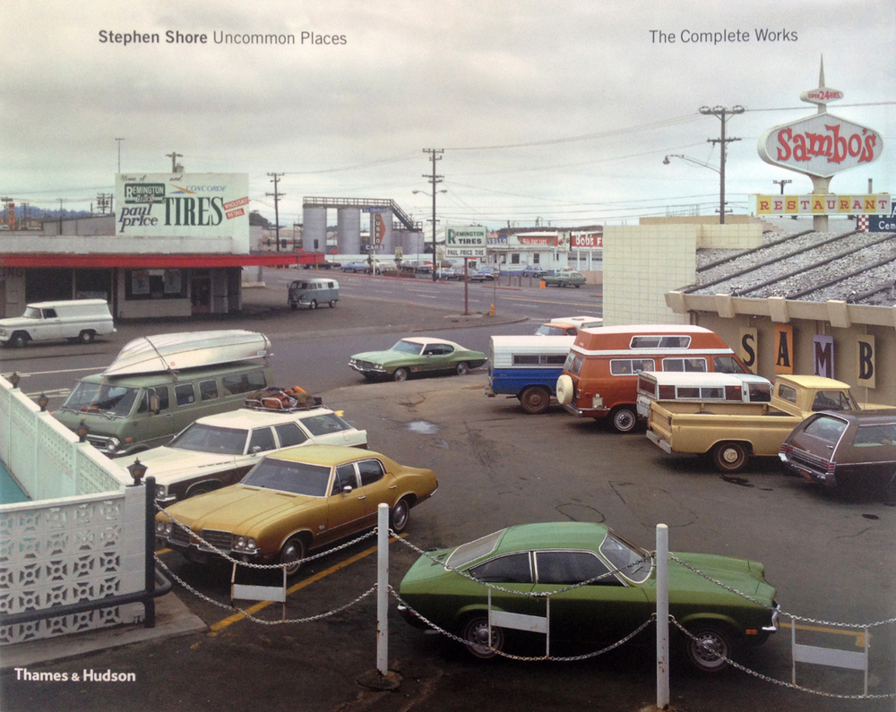 Stephen Shore  - Uncommon Places
