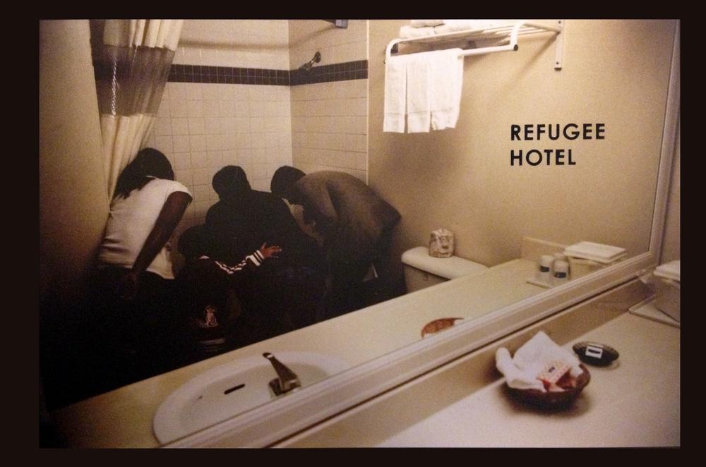 Gabriele Stabile - Refugee Hotel