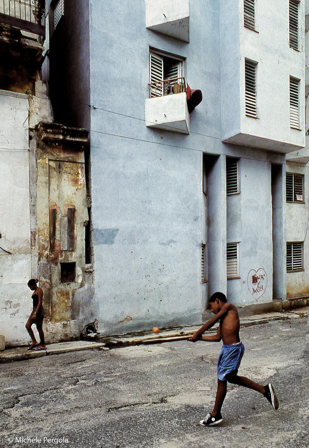 San Cristóbal deLa Habana (Cuba, 2001)