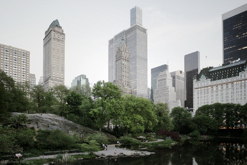 Central Park, New York (2015)