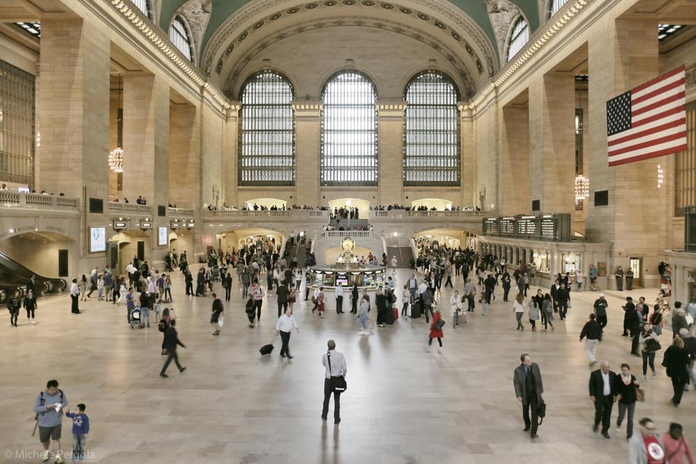 Grand Central Terminal, New York (2015)