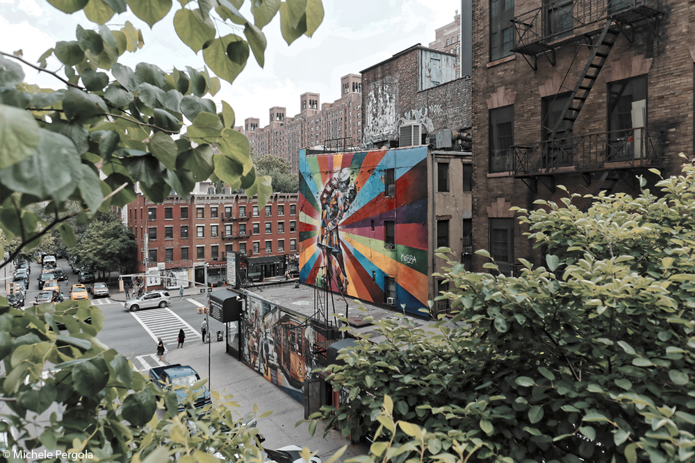 The High Line, NYC (2015)
