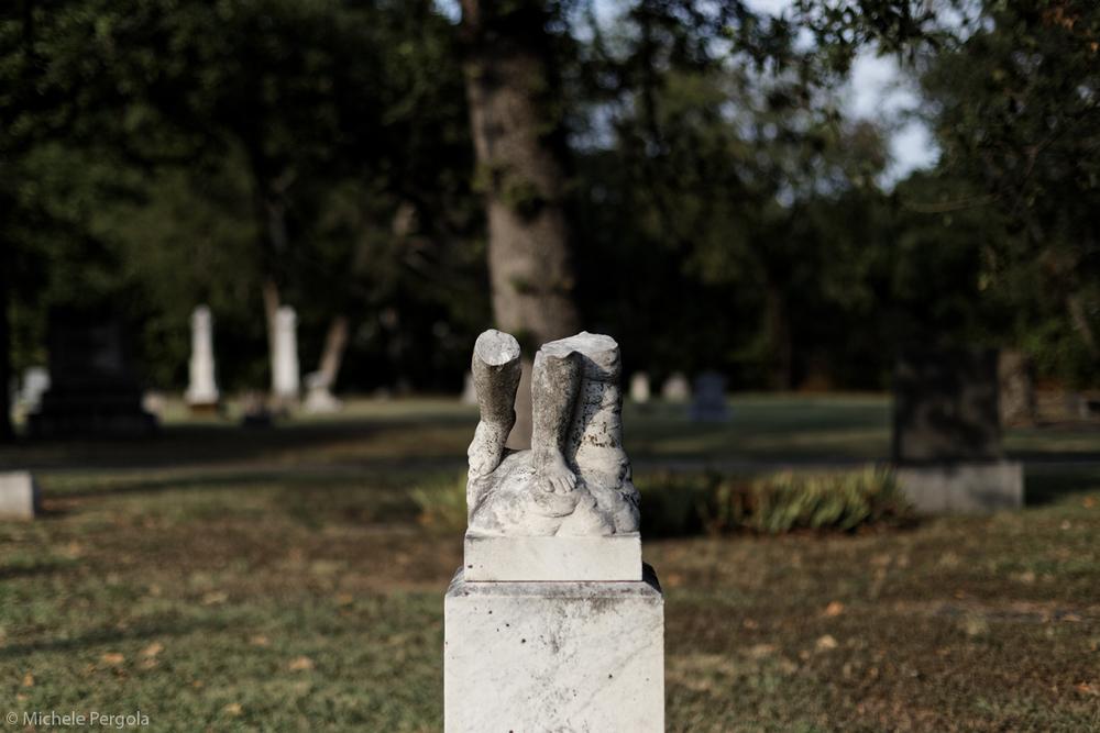 Calvary Cemetery, Dallas, TX 2015