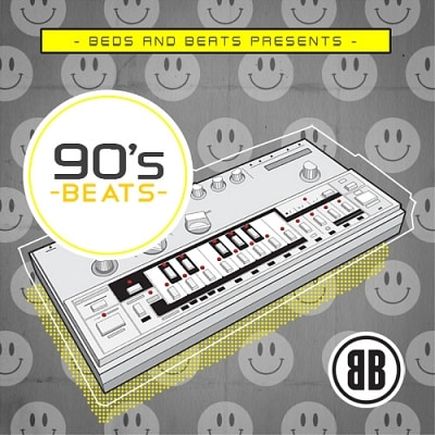 90's Beats - Beds & Beats (BMG)