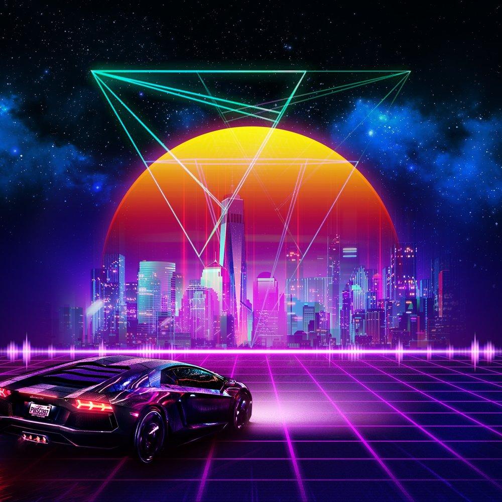 Neon Wave -BMG/Score/APM