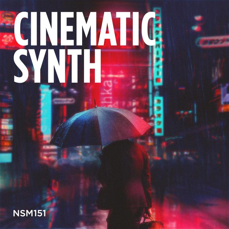 Cinematic Synth - No Sheet Music