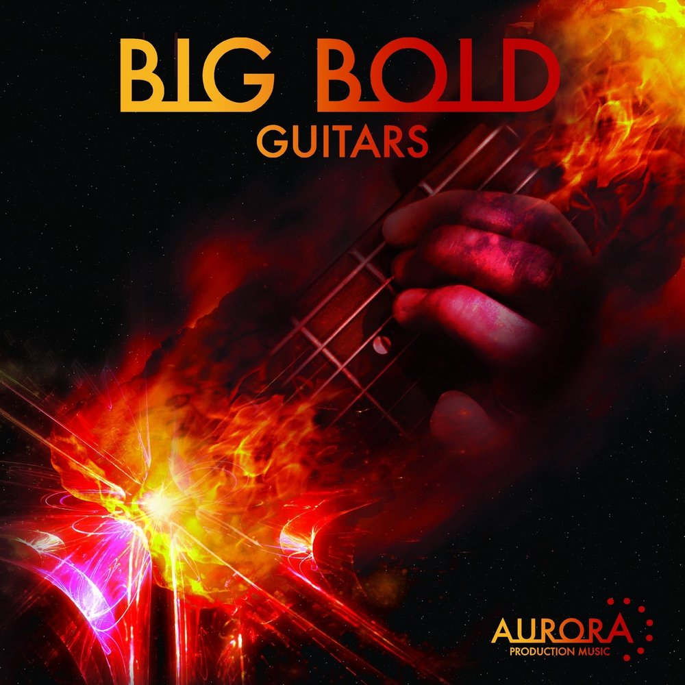 Big Bold Guitars - Aurora