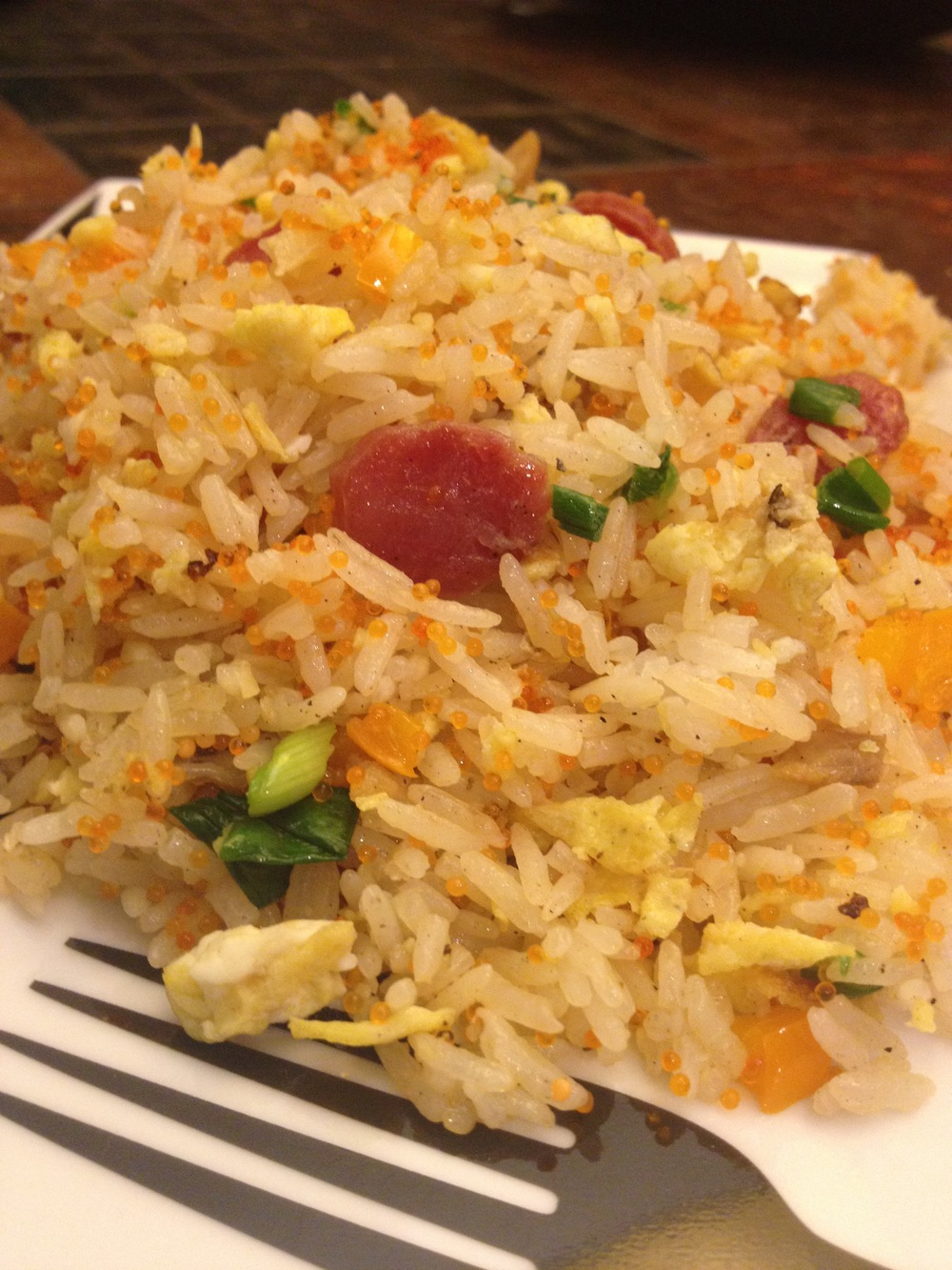 Fried Rice with Masago