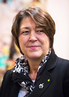 Violeta Bulc, European Commissioner for Mobility and Transport