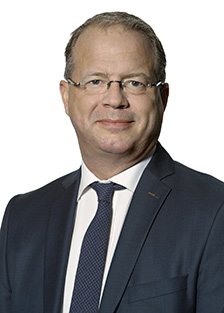 Martin Lundstedt, President and CEO, Volvo Group