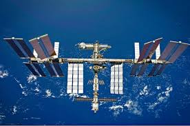 International Space Station. Photo: ESA