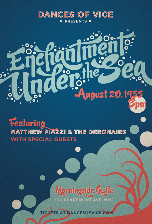 Flyer for Enchantment 2011