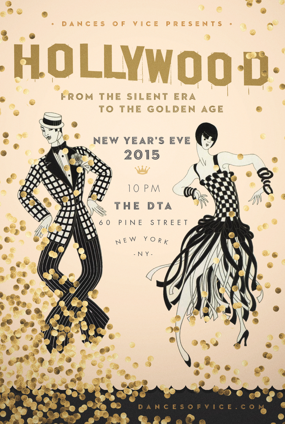 new years eve 2015 old hollywood dances of vice new york vintage burlesque costumed masquerade themed parties creative nightlife for